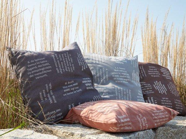 Kissenbezug aus 100% Biobaumwolle - alle Größen!