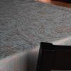 Tischläufer von verum textilia - 50% Bio Baumwolle / 50% Leinen