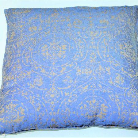 Kissenbezug | Design 35 Fresco | Farbe Azzurro