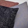 Kissenbezüge | Design 43 Floral Fresco | Black/Natur