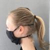 Mund-Nasen-Schutz aus Biobaumwolle von verum textilia
