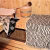 Frottiertücher - 50% Biobaumwolle + 50% Leinen | verum textilia