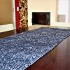 Tischläufer mit Kuvertsaum von verum textilia - Halbleinen