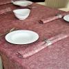 Stoffservietten mit Kuvertsaum von verum textilia - Halbleinen