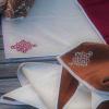 Frottiertuch aus Halbleinen von verum textilia