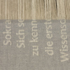 Meterware   Stoffe   gewebte Zitate von verum textilia