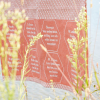 Badetuch | Botschaften Philosophen | verum textilia