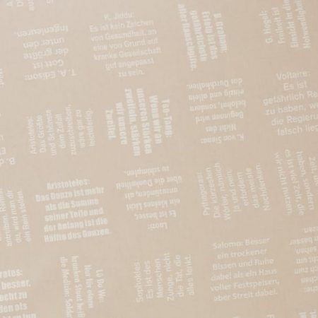 Meterware aus 100% Biobaumwolle - verum textilia