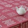 Tischdecken   Tischtücher von verum textilia!
