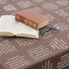 Tischtuch | Zitate Philosophen | verum textilia