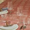 Tischtuch | gewebte Philosophie | verum textilia